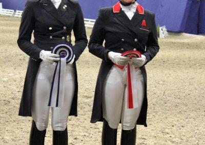 Laura Ponnath und Uta Gräf